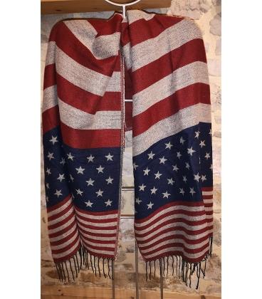 Etole drapeau américain