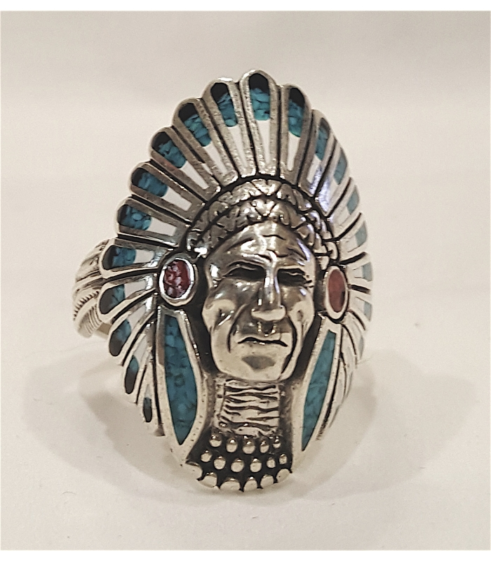bague homme country